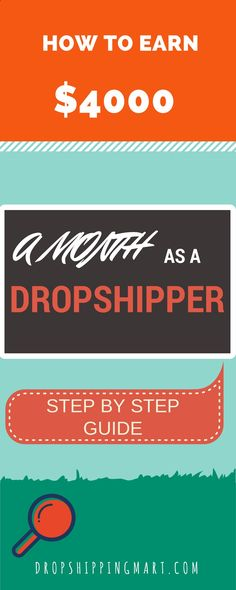 Dropshipping business is the one of best side hustle. It doesnt take a lot of time and its a great way to make money from home. Its perfect for people working a nine to five or busy staying home moms.