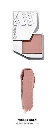 Natural ingredients like jojoba seed oil and nourishing beeswax make Kjaer Weis blushes easy to apply and spread across the cheeks, while castor seed oil and Rose Rubigniosa seed oil help them combat signs of aging. | #VioletGrey, the Industry's Beauty Edit