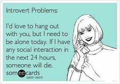 #theintrovertwoman