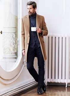 A Basic Guide to Jumpers and Knitwear #GuideToMensClothing
