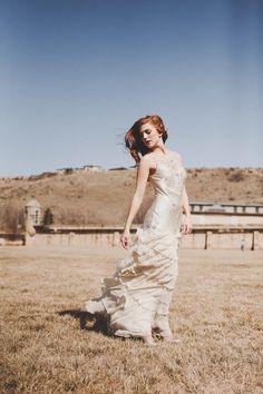 Idaho Botanical Garden | Stylized Wedding Shoot