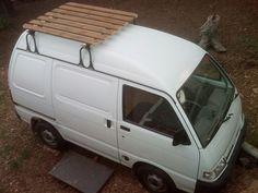 Tiny Camper, Car Camper, Camper Life, Suzuki Carry, Motorhome, Kei Car, Van Home, Cool Vans, Mini Trucks