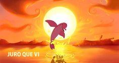 Curupira, Sereia Iara, Boto cor-de-rosa, Matinta Perera e Saci. Alguns deles são conhecidos por todo o Brasil, e outros apenas em regiões específicas do país. Esta série ilustra e apresenta a história das lendas, dos mitos e personagens que fazem parte do folclore brasileiro. O projeto é resultado de um trabalho desenvolvido em colaboração com estudantes da Rede Municipal de Ensino do Rio de Janeiro.