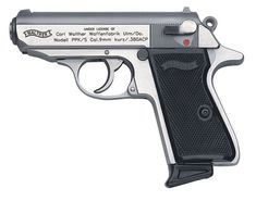 Walther PPK/S - .380 ACP