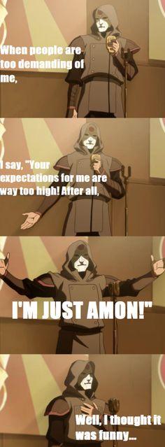 Amon's jokes :)