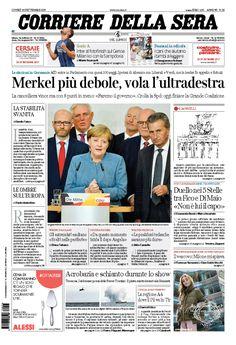 Corriere della Sera // 25/09/2017 //