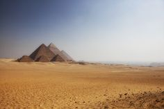 "Pyramids - Giza, Eygpt • ""The Pyramids"" by Mario Moreno on http://500px.com/photo/8196147"