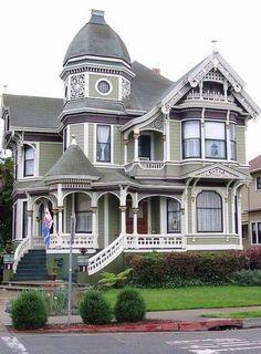 Victorian house love all the intricacies