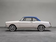 #Peugeot #404 #Coupe