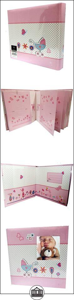 Henzo - Álbum para bebé Color Rosa 200fotos 10x 15cm  ✿ Regalos para recién nacidos - Bebes ✿ ▬► Ver oferta: http://comprar.io/goto/B01ECBSEXM