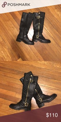 few use Steve Madden Shoes Steve Madden Boots, Madden Shoes, Fashion Tips, Fashion Design, Fashion Trends, Black Boots, Riding Boots, Buy And Sell, Shop My