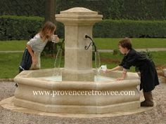 fontaine-pierres-ok-1.jpg | muret bordure terrasse | Pinterest