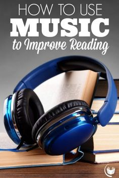 Using music to improve reading in your classroom or at home will help students increase vocabulary, engagement, and connection with their reading.