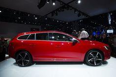 #Volvo #V60 R-Design Wagon: Sportiness Balanced With Comfort