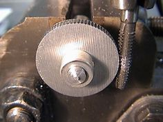 Homemade Lathe | There's someone who had a very nice description of how to make gears ...