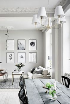 scandinavian-home decor style tips grey and white walls rustic neutral interior design White Interior Design, Home Interior, Interior Design Inspiration, Modern Interior, Interior Styling, Scandi Home, Scandinavian Home, Design Living Room, Living Spaces