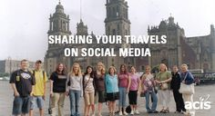 Sharing Your Travels on Social Media