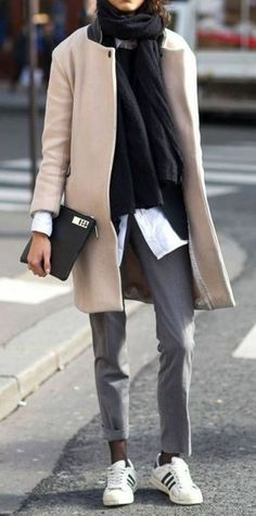 Business Outfit Frau casual sportlich Mehr