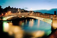 Dublin, Ireland - I can't freaking believe I'm going here in March!!!
