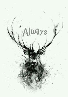 Always. Harry potter