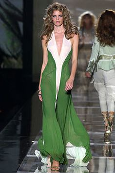 Roberto Cavalli - Spring 2004 Ready-to-Wear - #feelingfashion
