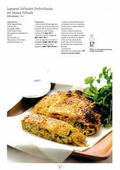 Revista bimby pt-s01-0003 - julho 2008 Confort Food, Go Veggie, Vegetarian Recipes, Healthy Recipes, Portuguese Recipes, Food Inspiration, Cooking Tips, Healthy Life, Food To Make