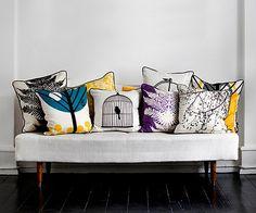 Decorar con Diseños de Estampados a Todo Color | Decorar Una Casa