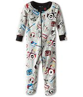 Hatley Kids  Rock Band Footed Coverall (Infant)