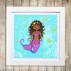 70 Awesome Black Mermaids Images In 2019 Mermaids Black