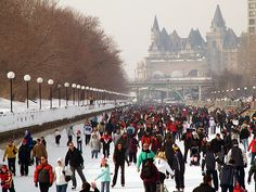 the Rideau Canal, Ottawa, Ontario, Canada Ottawa Canada, O Canada, Ottawa Ontario, Montreal Canada, Angeles, National Geographic Travel, Destinations, Travel News, Fun Travel