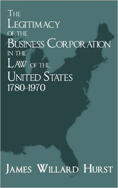 Amazon.com: The Legitimacy of the Business Corporation in the Law of the United…