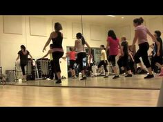Zumba Fitness with Talia OBJECTION - SHAKIRA (Tango/Samba)
