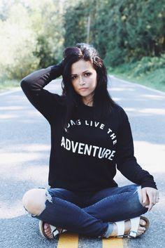 Long Live The Adventure Sweatshirt