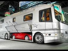 Looking to rent your first RV Motorhome? This is how is going to be in the future...