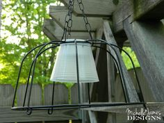 Really inexpensive and so easy| Outdoor Lighting From Dollar Store Items