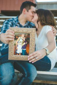 High school sweetheart engagement pictures @normacabrera
