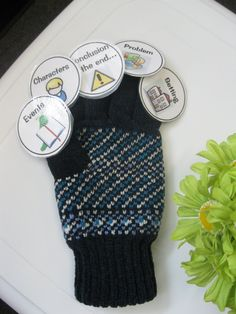 Third Grade Thinkers: Five Finger Retell