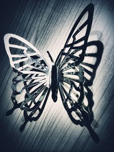 #ironbutterfly A Reflection of One' Self.