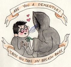 Harry Potter pick up line.