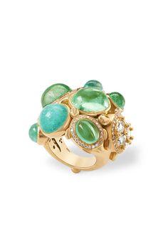 Temple Saint Claire ring