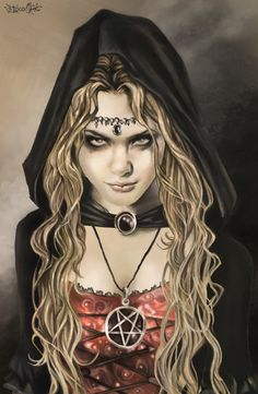 images of witches deviant | Evil Witch by Signore-delle-Ombre