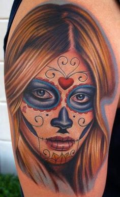 #tattoo by Nikko Hurtado - really nice.