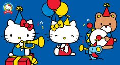 Happy birthday, Hello Kitty! In celebration of this special day, Hello Kitty is the Sanrio Friend of the Month for November!