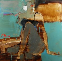 Kai Fine Art is an art website, shows painting and illustration works all over the world. Abstract Portrait, Portrait Art, Abstract Art, Portraits, Figure Painting, Painting & Drawing, Modern Art, Contemporary Art, Art Moderne