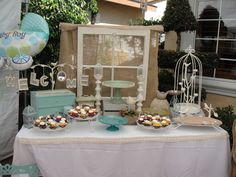 not your traditional baby shower theme