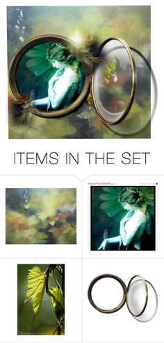 """After the Rain"" by lvoth ❤ liked on Polyvore featuring art"