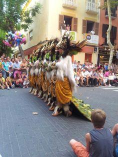 Denia, Spain ~ Moors and Christians Festival