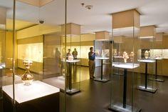 El Museo del Oro de Bogotá.