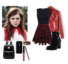 Nora Luna Set 3 by thehellcats on Polyvore featuring polyvore fashion style Betani Kylie Cosmetics Olsen clothing