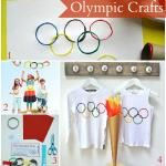 Kids Crafts For The Olympics